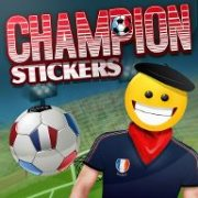Champion Stickers