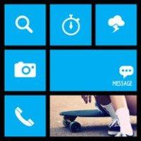 Faux menu love Windows Phone 8