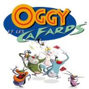 Oggy Stickers