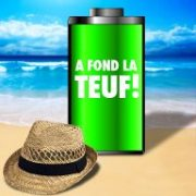 Batteries en vacances